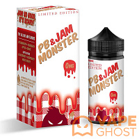 Жидкость Jam Monster PB & Strawberry Jam 100 мл